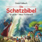 Die Schatzbibel - 12 Lieder - Altes Testament