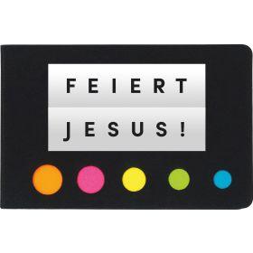 Feiert Jesus! Haftnotiz-Set (10er Paket)