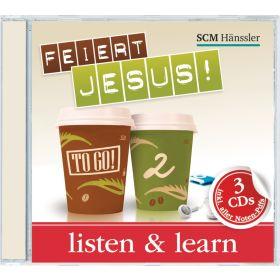 Feiert Jesus! - to go 2 Listen and Learn