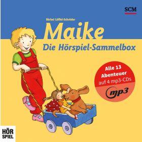 Maike - Die Hörspiel-Sammelbox MP3
