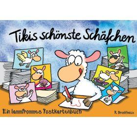 Tikis schönste Schäfchen - Postkartenbuch