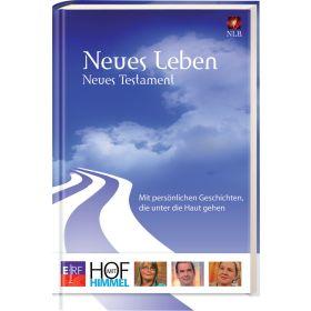 Hof mit Himmel Neues Testament