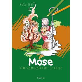 Mose - Malbuch