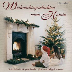 Weihnachtsgeschichten vorm Kamin - Hörbuch