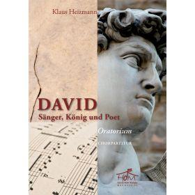 David Oratorium - Chorpartitur