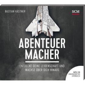 Abenteuer Macher - Hörbuch (MP3)