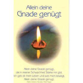 CD-Card: Allein Deine Gnade genügt - Geburtstag