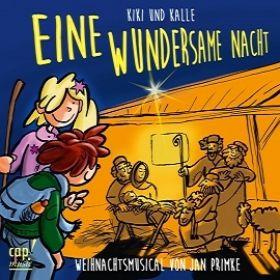 Kiki und Kalle - Eine wundersame Nacht