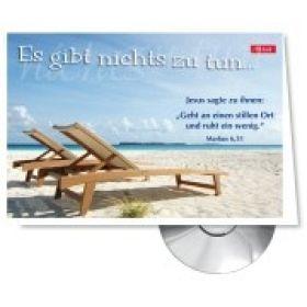 CD-Card: Es gibt nichts zu tun