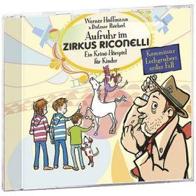 Aufruhr im Zirkus Riconelli
