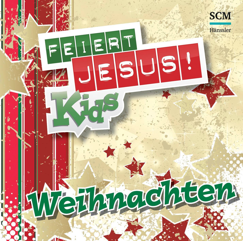 Feiert Jesus! Kids - Weihnachten (MP3-Album - Download) - SCM Hänssler