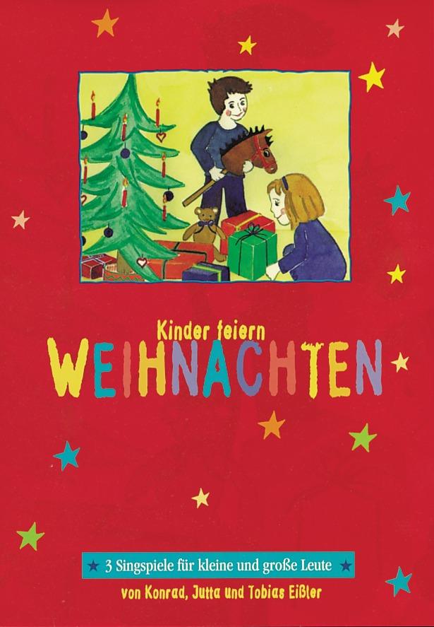 Kinder feiern Weihnachten - Arbeitsheft (Liederbuch - Geheftet ...